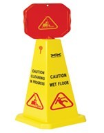 Caution Sign Cone